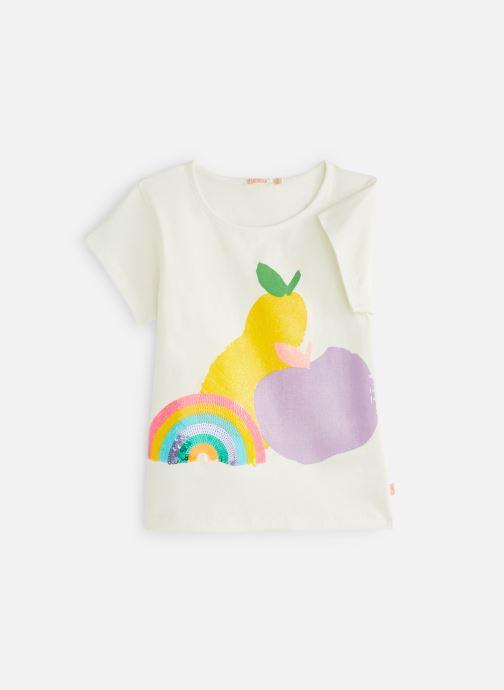 Vêtements Billieblush U15608 Blanc vue détail/paire