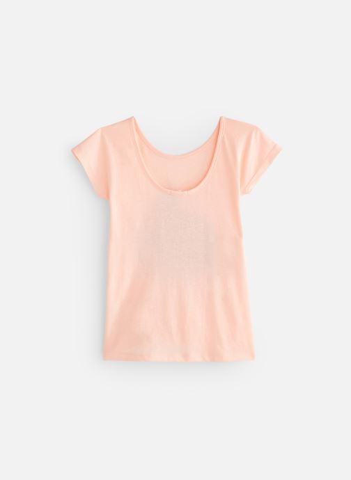 Vêtements Billieblush U15635 Orange vue bas / vue portée sac
