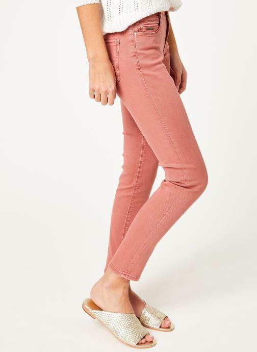 Vêtements Kanopé Pantalon emma twill Orange vue détail/paire