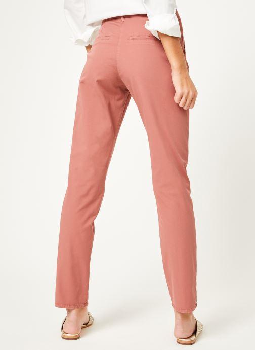 Kanopé VêtementsPantalons Rose Dusty Toile Pantalon Dahlia T3cKlF1J