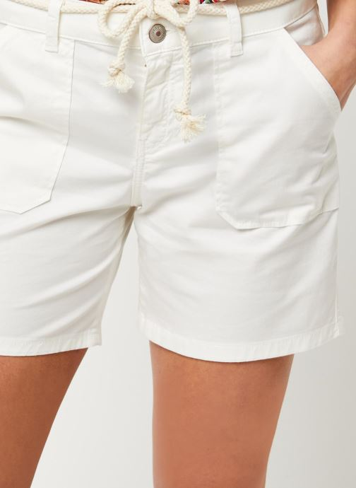 Kanopé Short Cara Toile (blanc) - Vêtements(439259)
