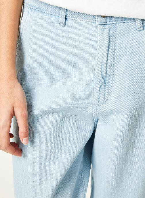 Vêtements Kanopé Jean eloise denim 230 Bleu vue face