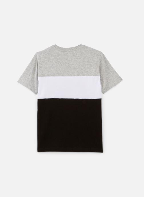 Vêtements FILA DAY Blocked Tee Noir vue bas / vue portée sac