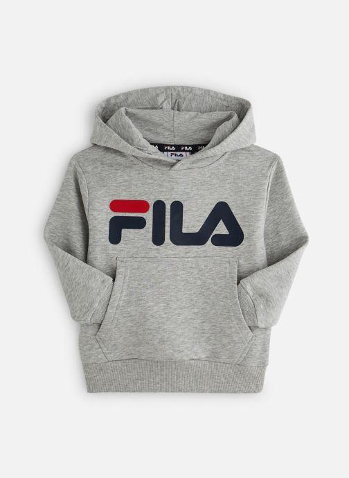 Vêtements FILA CLASSIC Logo Hoody Gris vue détail/paire