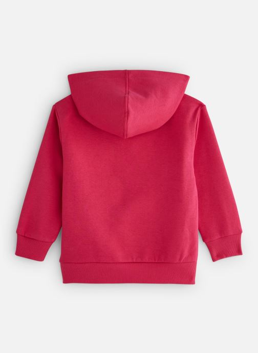 Tøj FILA CLASSIC Logo Hoody Pink se forneden