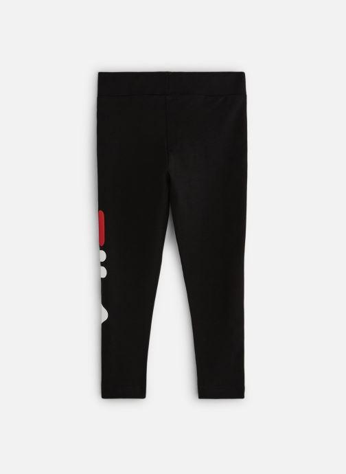 Vêtements FILA FLEX Leggings Noir vue bas / vue portée sac