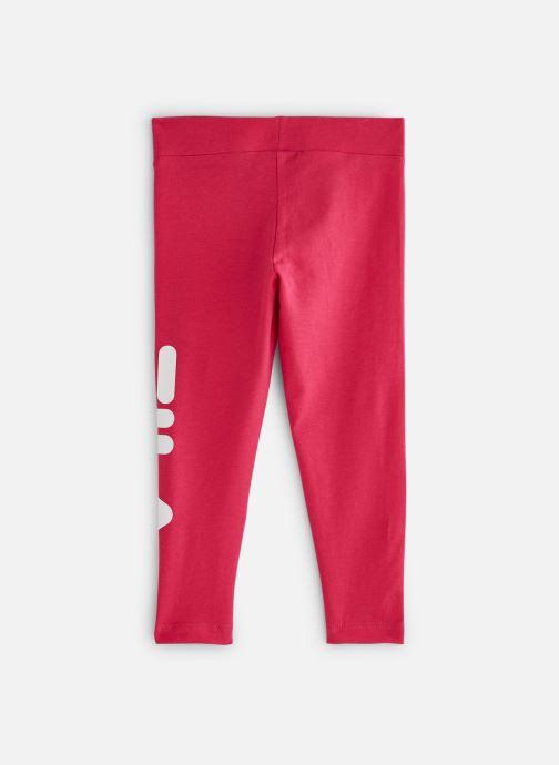 Vêtements FILA FLEX Leggings Rose vue bas / vue portée sac