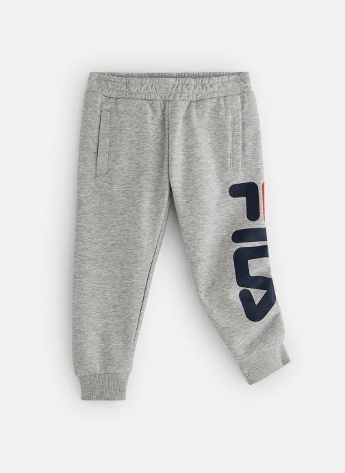 Tøj FILA CLASSIC Logo Pants Grå detaljeret billede af skoene