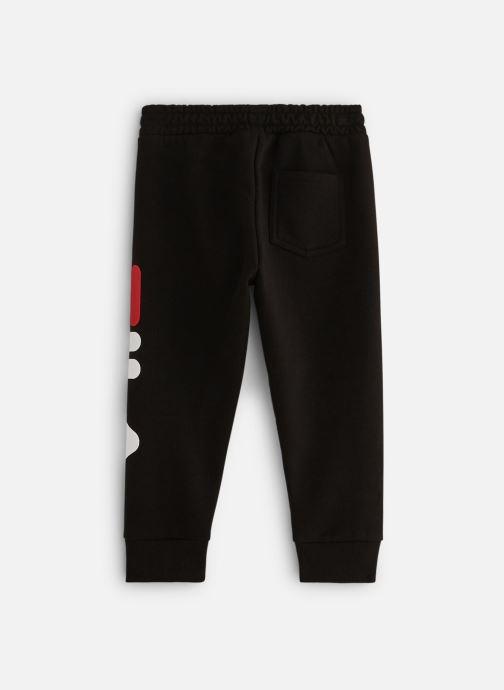 Vêtements FILA CLASSIC Logo Pants Noir vue bas / vue portée sac