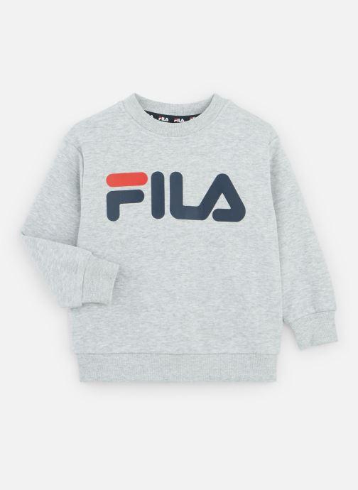 Vêtements FILA CLASSIC Logo Crew Shirt Gris vue détail/paire