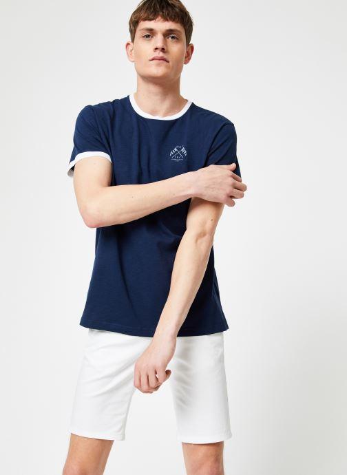 Tøj Hackett London HM500324 Blå Se fra højre