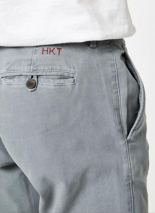 Vêtements Hackett London HM211863L Gris vue face