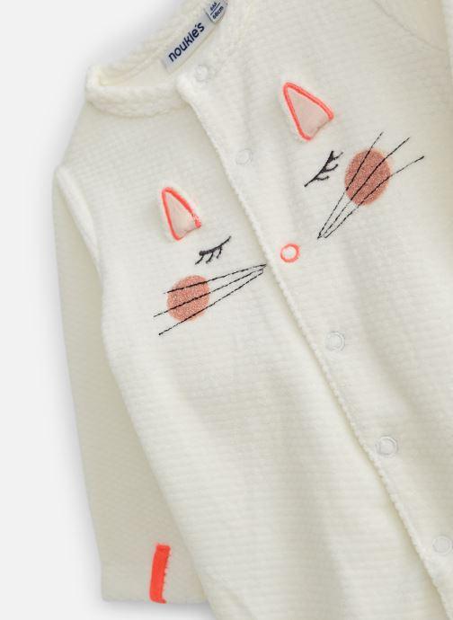 Vêtements Noukies Z936133 Blanc vue portées chaussures