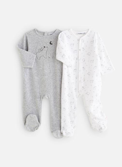 Vêtements Noukies Z939371 Blanc vue détail/paire