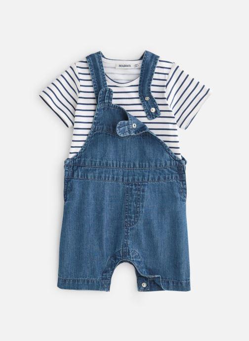 Vêtements Noukies Z901376 Bleu vue détail/paire
