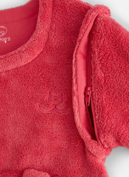 Vêtements Noukies Gigoteuse 90cm (6-24mois) TOG 1-2 Rose vue portées chaussures