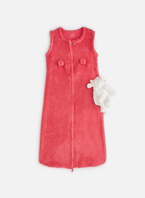 Vêtements Noukies Gigoteuse 90cm (6-24mois) TOG 1-2 Rose vue détail/paire
