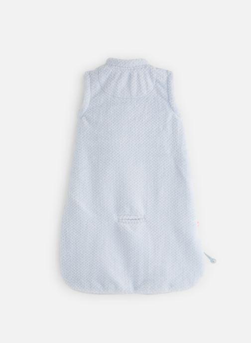 Vêtements Noukies Gigoteuse 50cm (0-3mois) TOG 2,0-3,5 Gris vue bas / vue portée sac