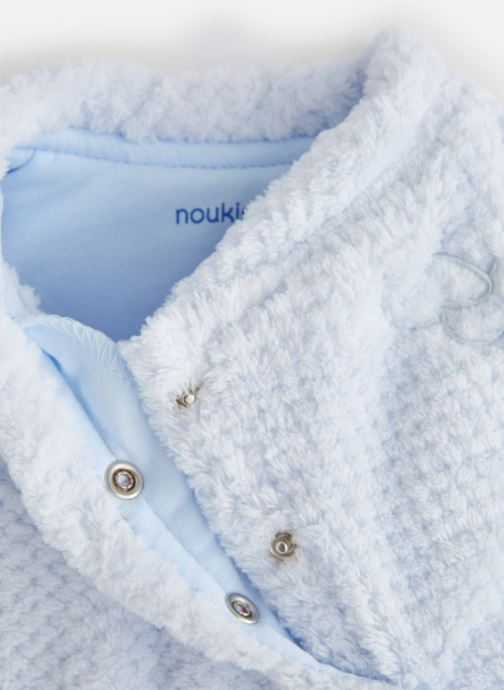 Vêtements Noukies Gigoteuse 50cm (0-3mois) TOG 2,0-3,5 Gris vue portées chaussures