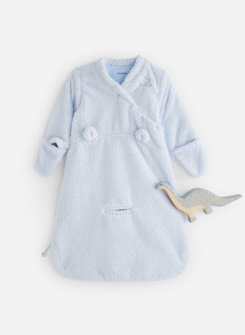 Vêtements Noukies Gigoteuse 50cm (0-3mois) TOG 2,0-3,5 Gris vue détail/paire