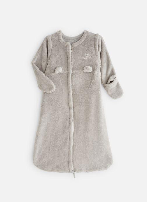 Vêtements Noukies Gigoteuse grise 50cm (0-3mois) TOG 1-2 Gris vue détail/paire