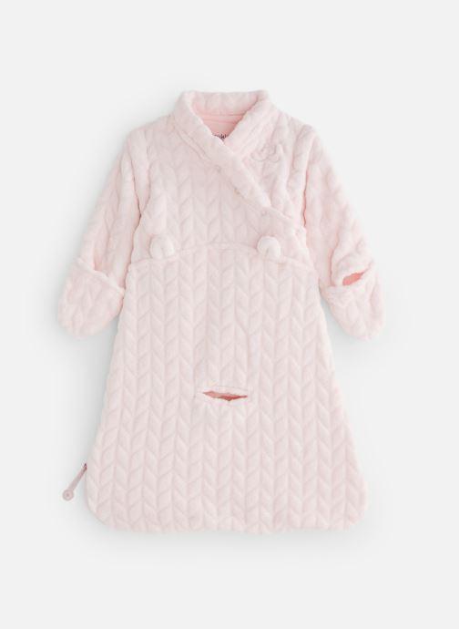 Vêtements Noukies Gigoteuse Rose 50cm (0-3mois) TOG 2,0-3,5 Rose vue détail/paire