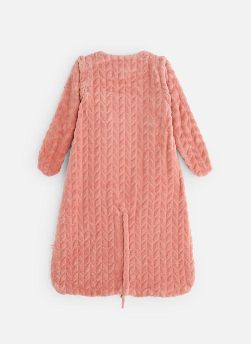 Vêtements Noukies Gigoteuse 70cm (1-6mois)TOG 2,0-3,5 Rose vue bas / vue portée sac