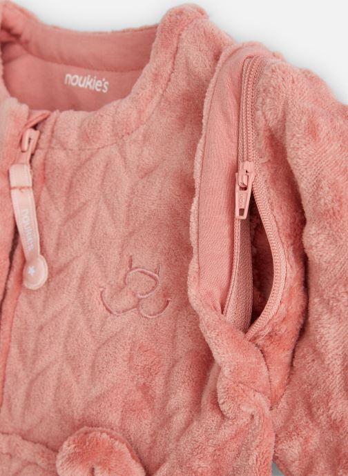 Vêtements Noukies Gigoteuse 70cm (1-6mois)TOG 2,0-3,5 Rose vue portées chaussures