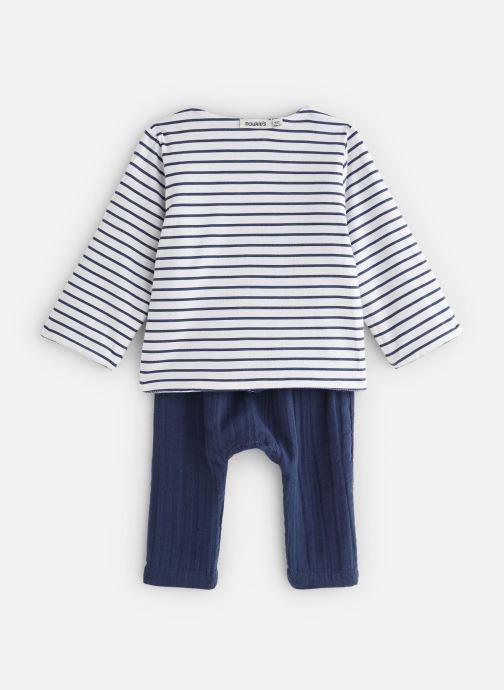 Abbigliamento Noukies Z900374 Azzurro immagine dal basso