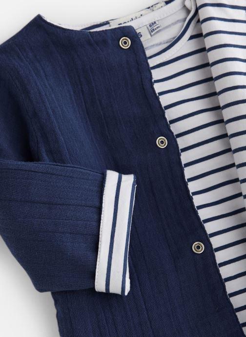 Abbigliamento Noukies Z900374 Azzurro modello indossato