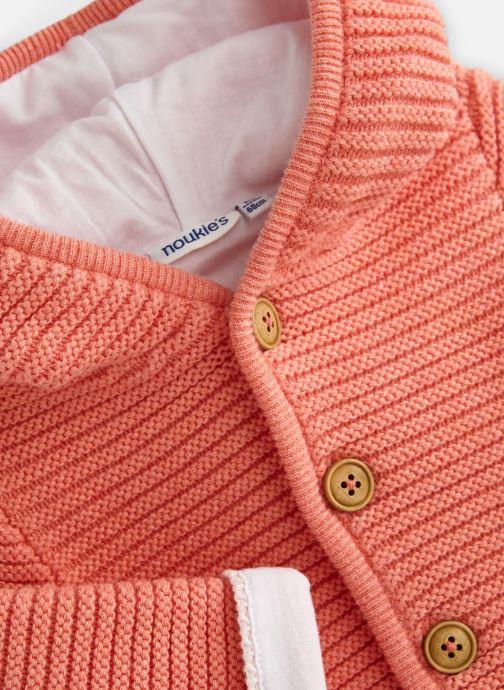 Vêtements Noukies Z900002 Rouge vue portées chaussures
