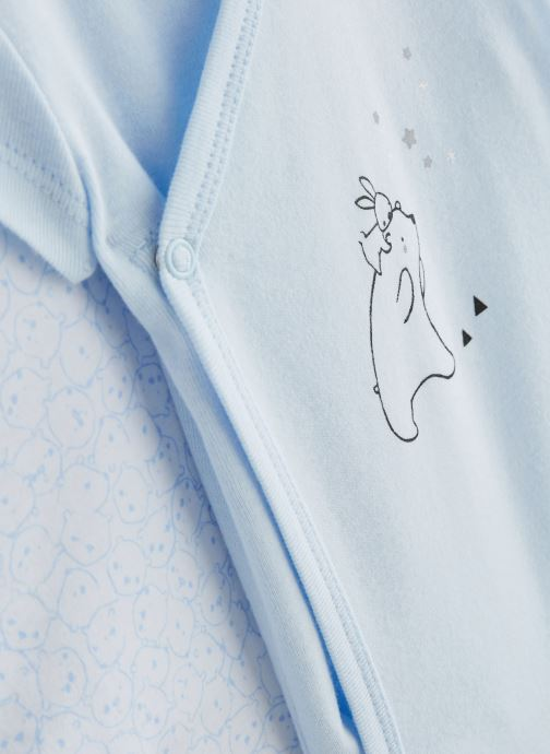Abbigliamento Noukies Z939185 Azzurro modello indossato
