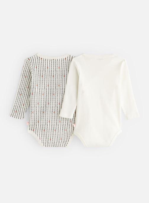 Vêtements Noukies Z939193 Blanc vue bas / vue portée sac