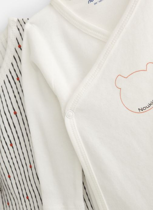 Vêtements Noukies Z939193 Blanc vue portées chaussures