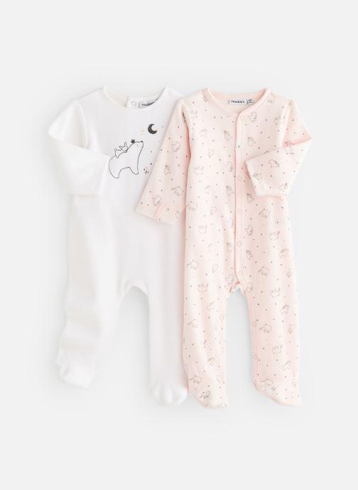 Vêtements Noukies Z939372 Rose vue détail/paire