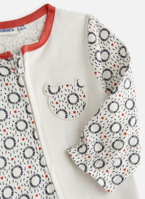 Vêtements Noukies Z949136 Blanc vue portées chaussures