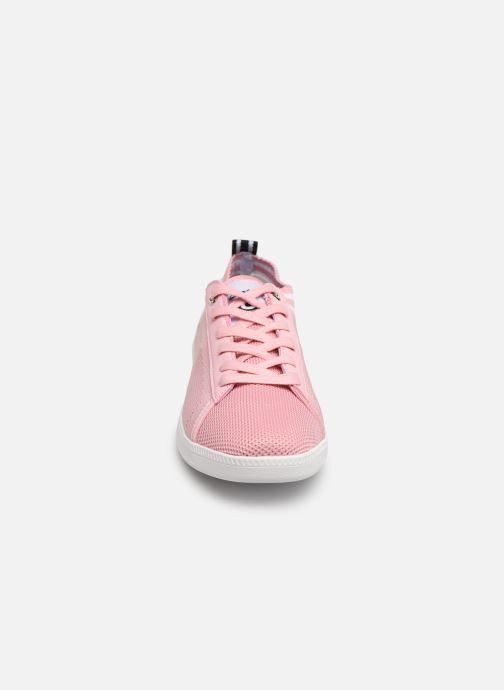 Baskets Vespa Pop W Rose vue portées chaussures