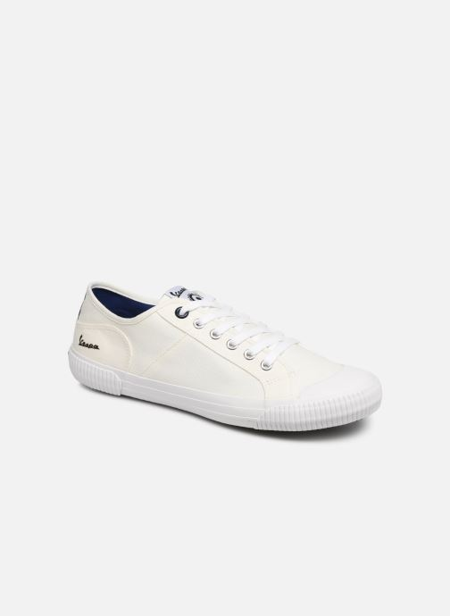 Trainers Vespa Valvola White detailed view/ Pair view