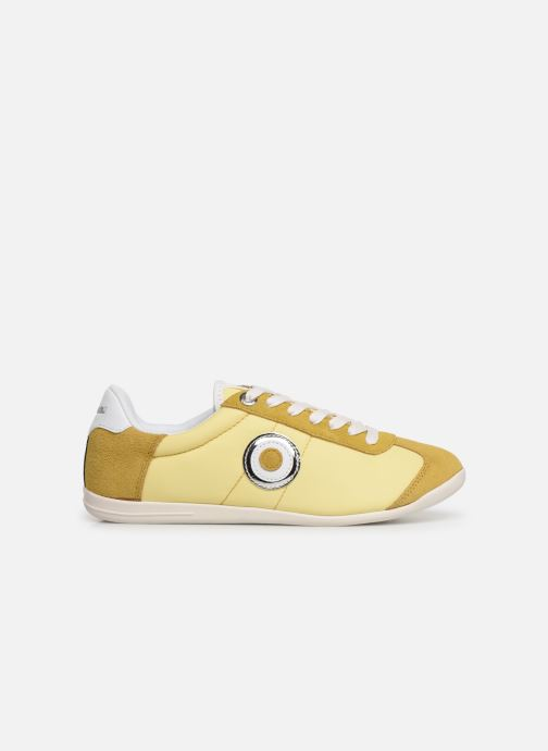 Trainers Vespa Missy Yellow back view