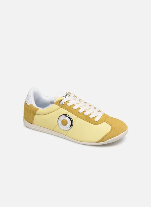 Trainers Vespa Missy Yellow detailed view/ Pair view