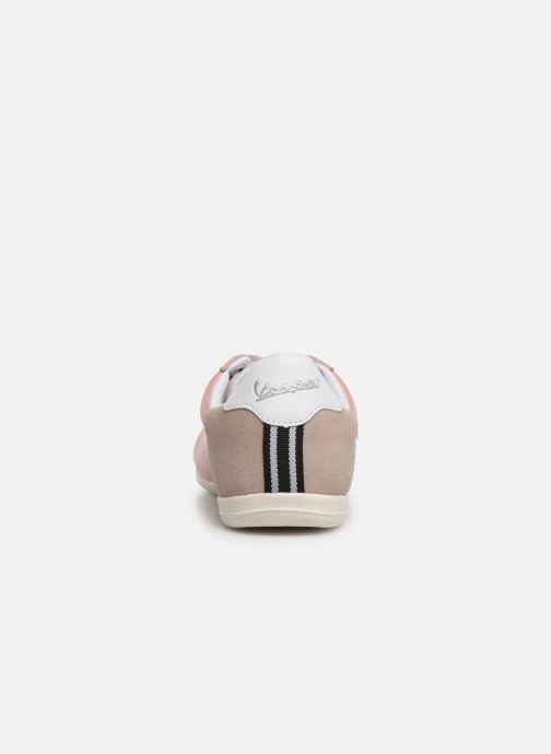 Baskets Vespa Missy Rose vue droite