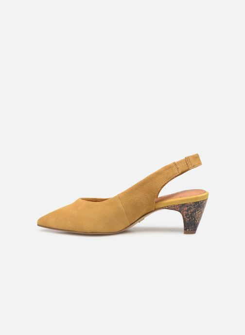 High heels Tamaris JOANA Yellow front view