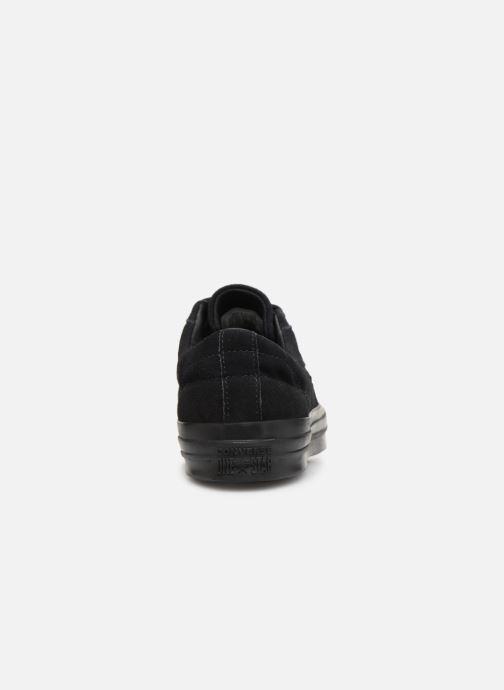 Sneakers Converse One Star OG Suede Ox M Zwart rechts