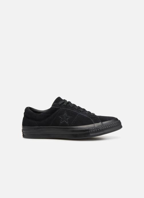 Sneakers Converse One Star OG Suede Ox M Zwart achterkant