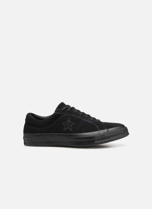 Trainers Converse One Star OG Suede Ox M Black back view