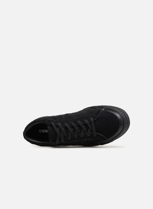Sneakers Converse One Star OG Suede Ox M Sort se fra venstre