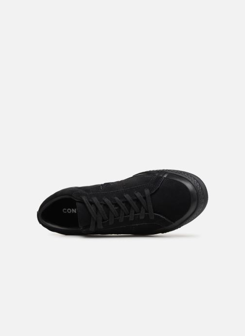 Trainers Converse One Star OG Suede Ox M Black view from the left