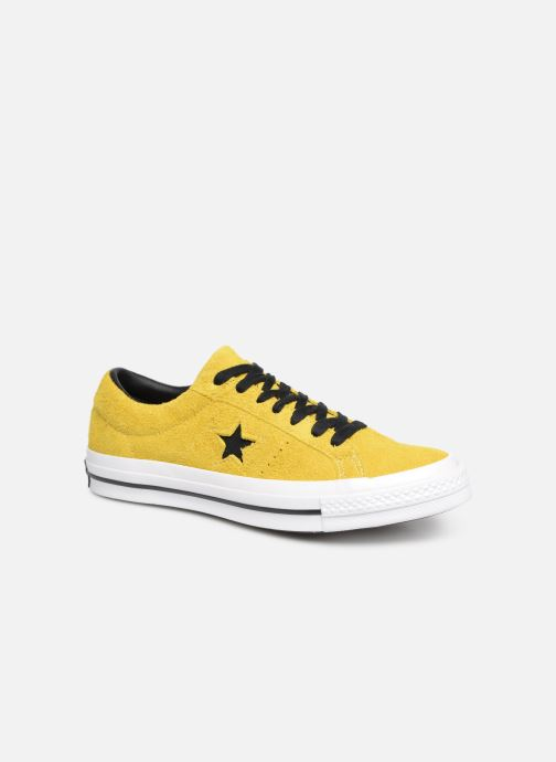 converse one star femme jaune