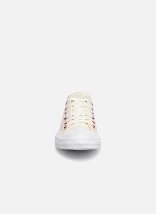 All Chuck Chez Sneakers Ox 367995 Star Taylor Converse Hearts bianco FEwq1cd