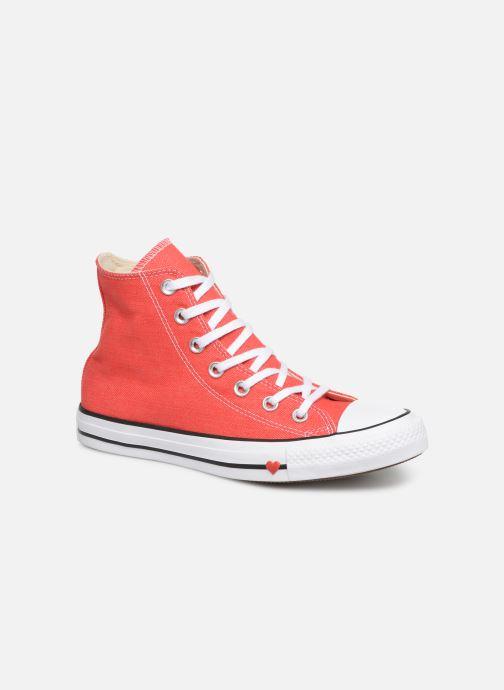 Sneaker Converse Chuck Taylor All Star Sucker for Love Hi rot detaillierte ansicht/modell
